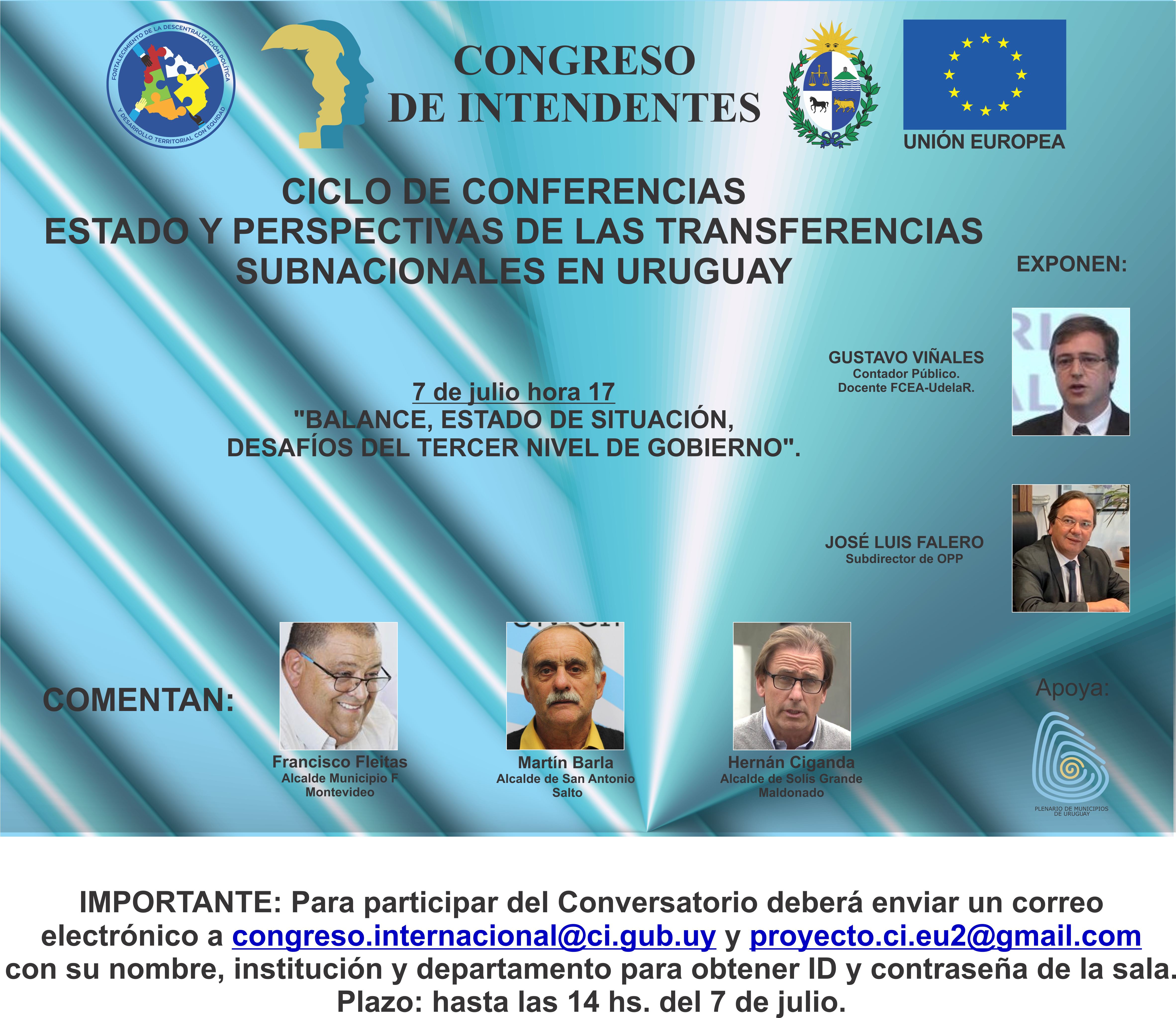 CICLO DE CONFERENCIAS 4